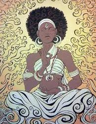 Méditation Transformationnelle – La déesse
